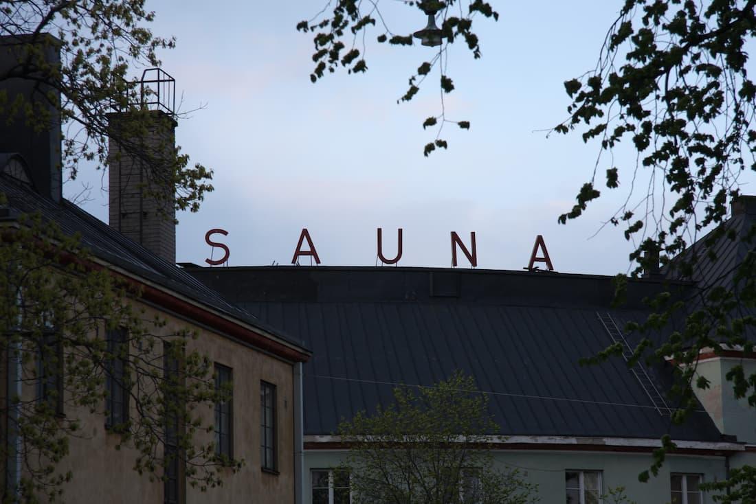 Kotiharju Sauna en Helsinki