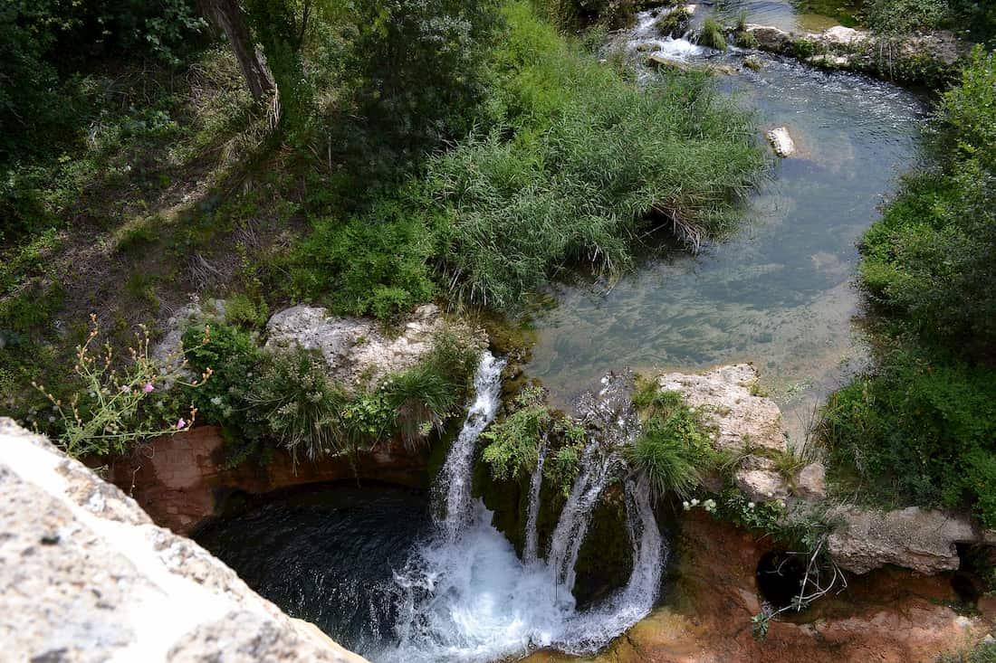 río Matarraña en Beceite