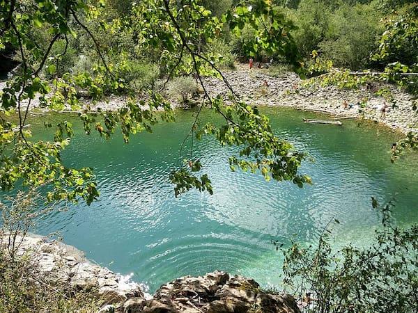 Olla de San Vicente en Asturias