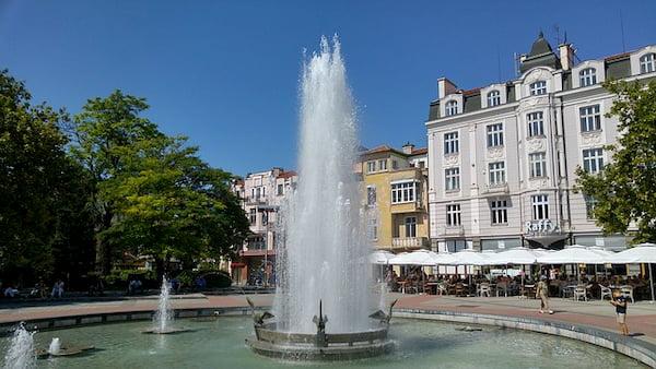 Plovdiv en Bulgaria