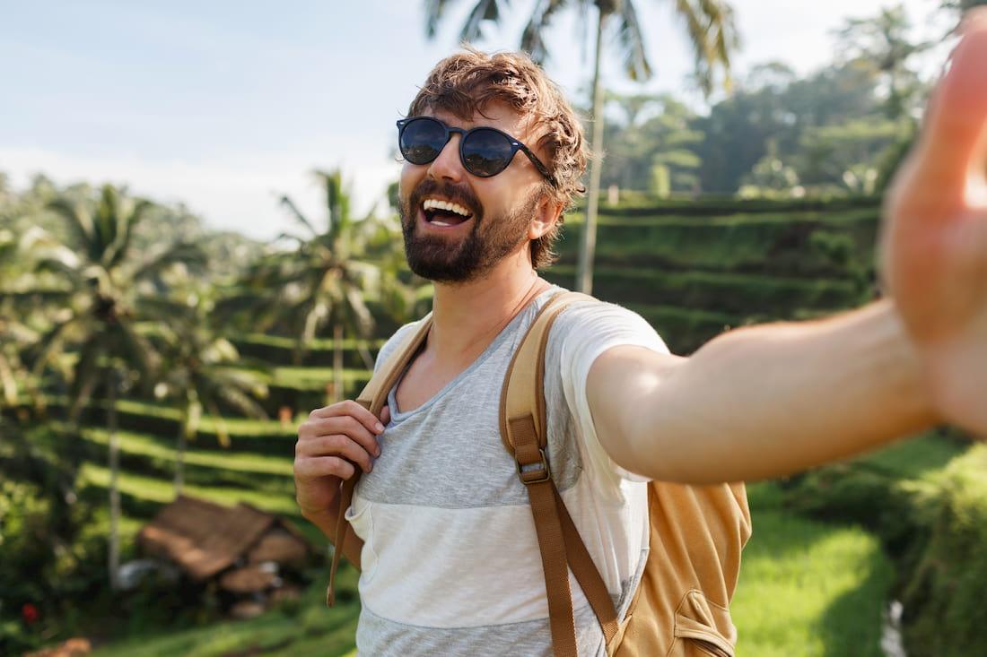 ¿Por qué es bueno viajar?